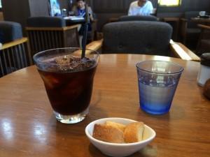 飲み物に付いてくるラスク、美味しいんです!