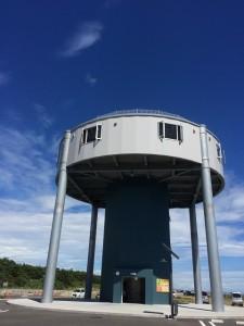 建物外観 津波に耐えられるよう重厚な造りです